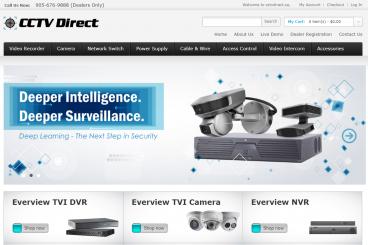 CCTV Direct在线交易平台