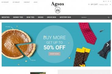 Agsos高端礼品线上交易平台