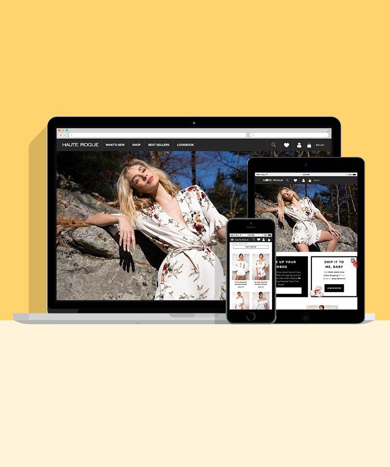 magento网站设计